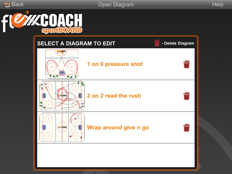 flexxCOACH sportBOARD screenshot-1
