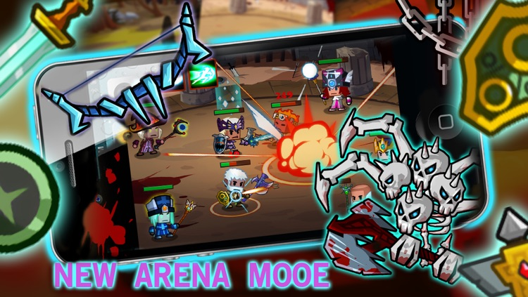 Heroes vs Monsters screenshot-3