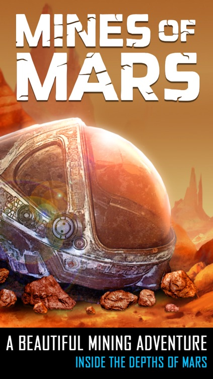 Mines of Mars screenshot-0