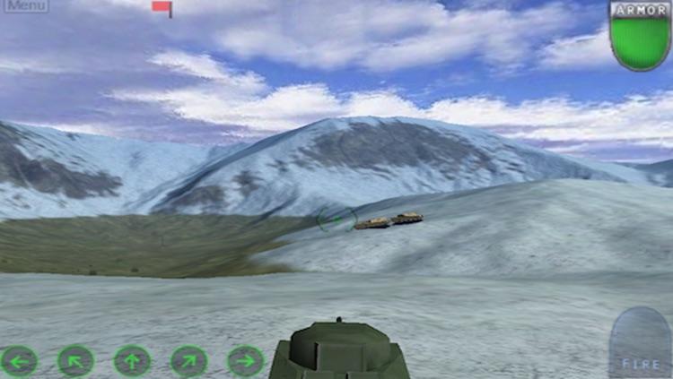 Heavy Tanks HD Game screenshot-3