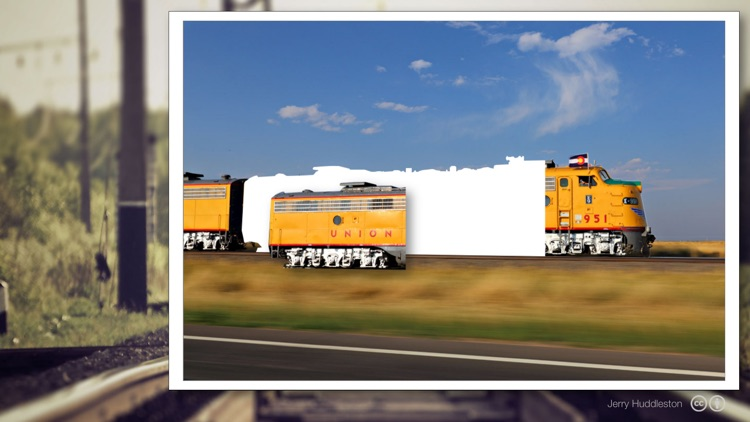 Big book of TRAINS - Puzzle and Picture book screenshot-3