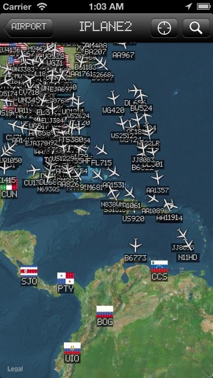California Airport - iPlane2 Flight Information screenshot-4