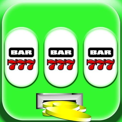 Awesome NEON Casino Slot Machine - Free
