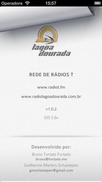 Rádio Lagoa Dourada screenshot-3