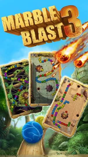 Marble Blast 3 on the App Store