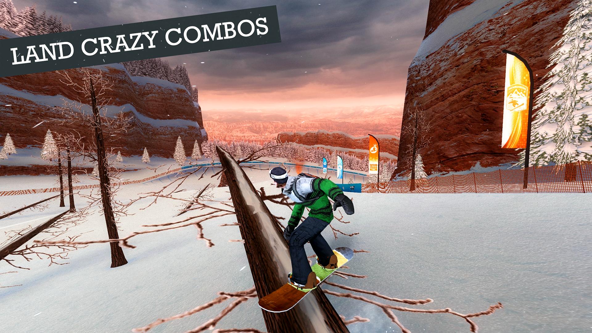 Snowboard Party World Tour Pro screenshot 15