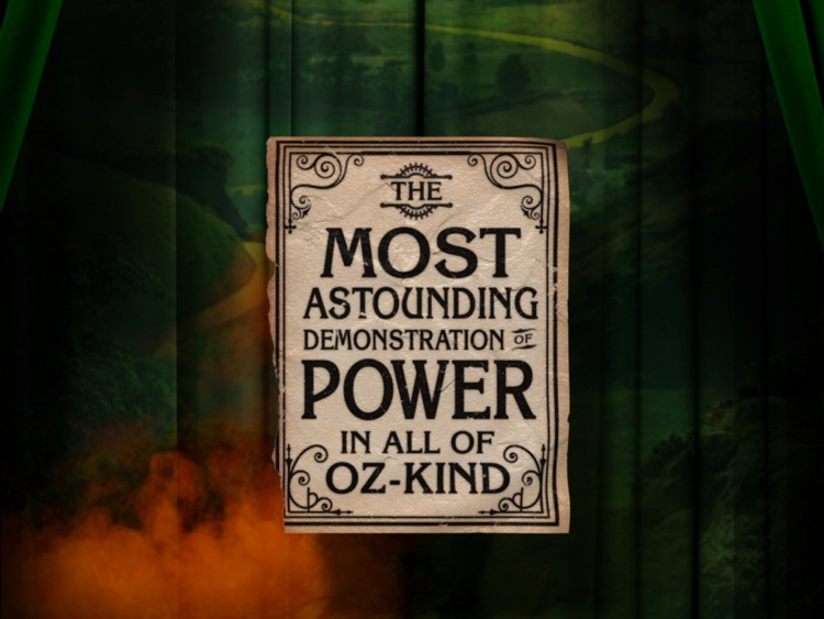 The Magic of Oz The Great and Powerful: Second Screen screenshot-3