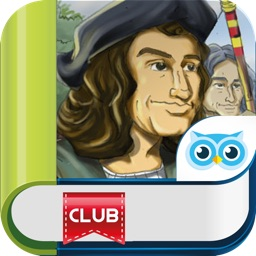 Christopher Columbus - Have fun with Pickatale while learning how to read!