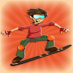 Snow-Board Boom Grind-er: Slip-pery Slopes Free Game