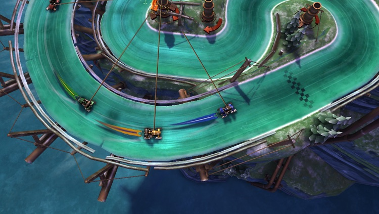 Slingshot Racing screenshot-1