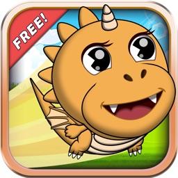 Dino Bounce Free - The Jumping Dinosaur Game