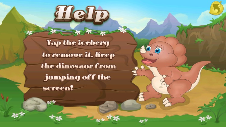 Dinosaur Jump: Free Tap Dino Game screenshot-1