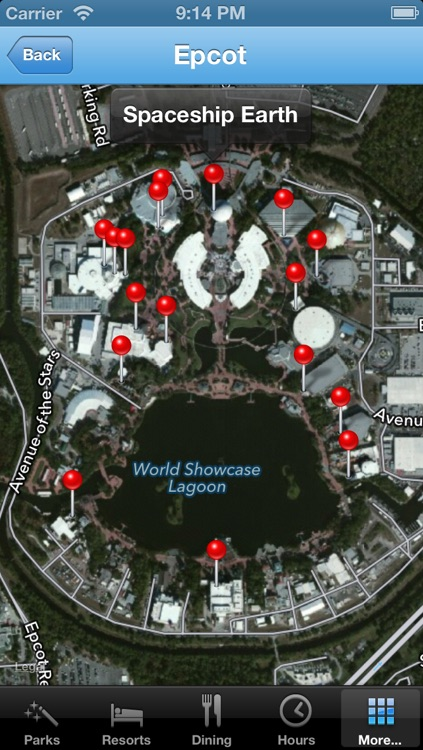 Guide for Disney World screenshot-4