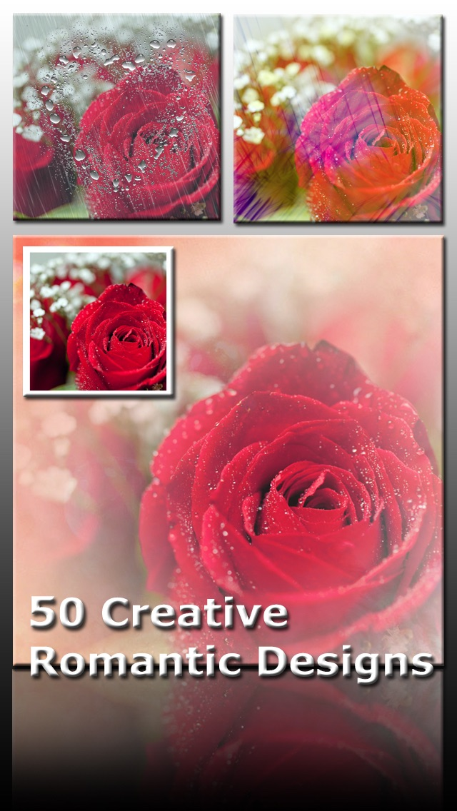 + PhotoJus Romance FX Pro - Pic Effect for InstagramScreenshot von 2