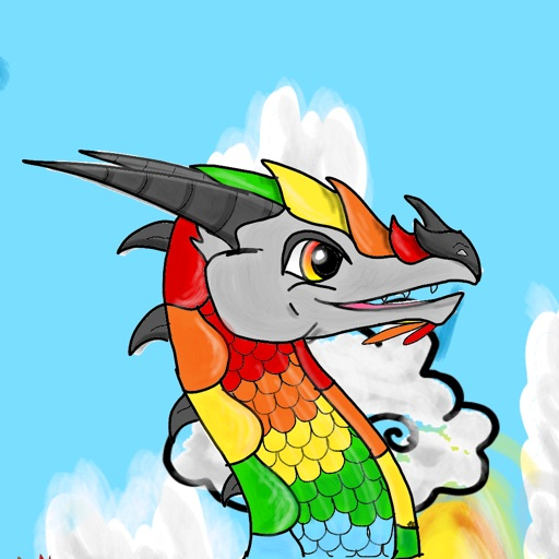 Sketchy Doodles -- The Singing Dragon