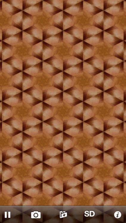 Kaleidoscope Camera GL lite