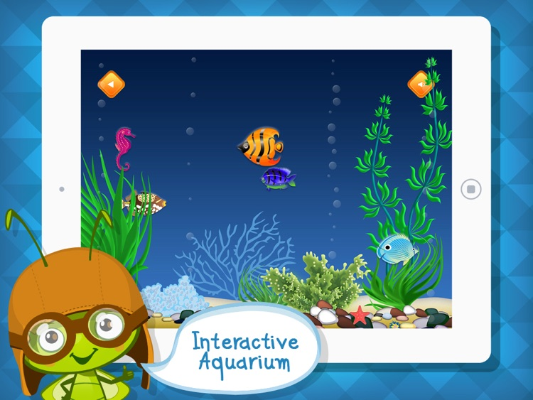 Aquarium Dots: Connect The Dot Puzzle App - by A+ Kids Apps & Educational Games screenshot-4