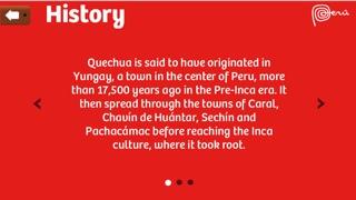 Quechua app image