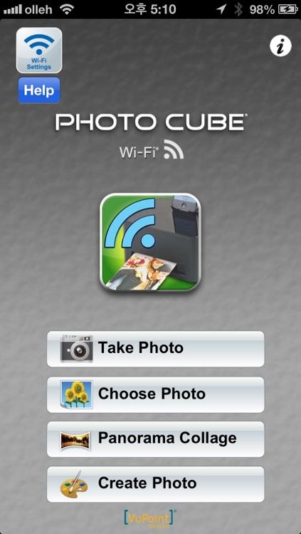 Photo Cube WiFi