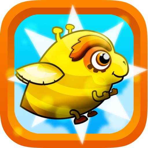 Bzz Bee Fly - A Flying Adventure Lite
