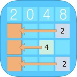 2048 Math Game Free