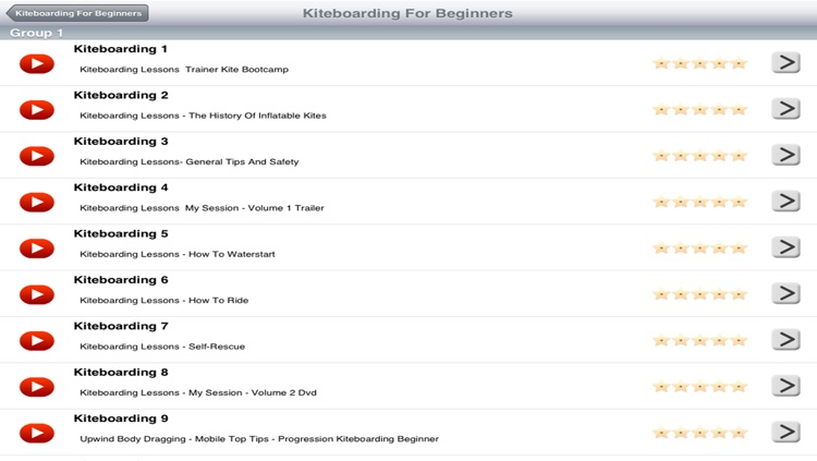 Kiteboarding For Beginners screenshot-4