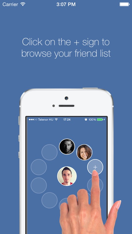 Presence for Facebook - Track your friends