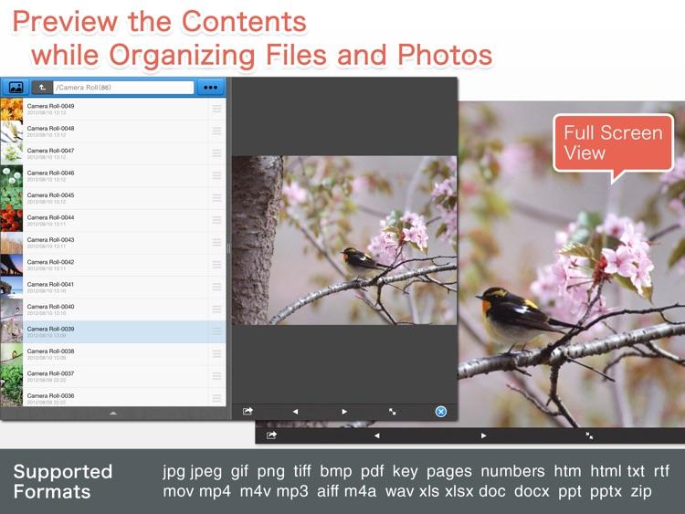 BoxCrane for iPad - FileCrane for Dropbox