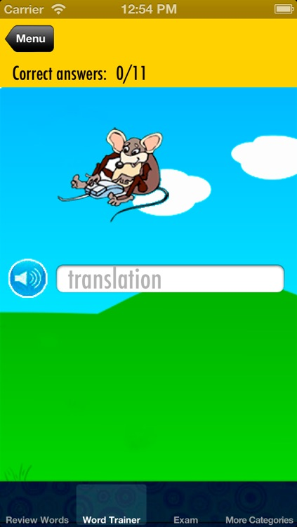 Learn French for Children: Help Kids Memorize Words - Free screenshot-4