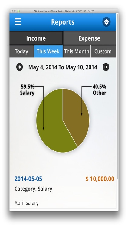 Daily Expense Assistant screenshot-4