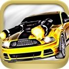 Racers Street Angry - Un coche de carreras del juego libre icon