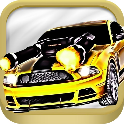 Angry Street Racers - A Free Car Racing Game icon