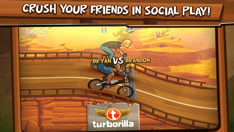 Mad Skills BMX Blitz screenshot-2