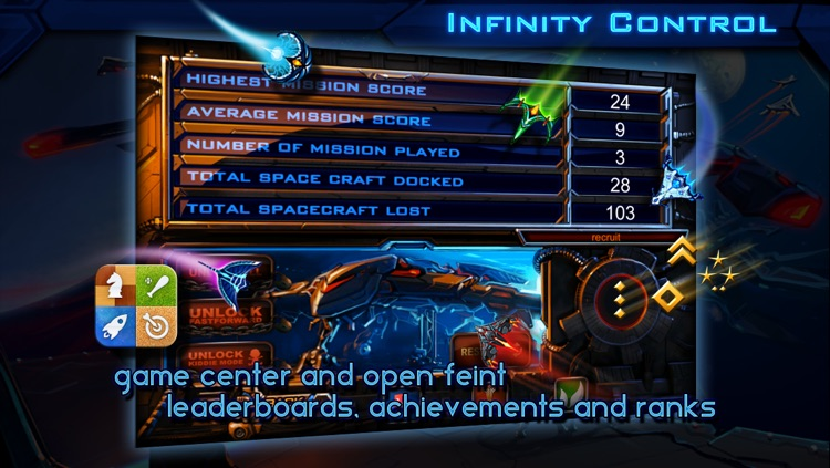 Infinity Control: Starseed screenshot-4
