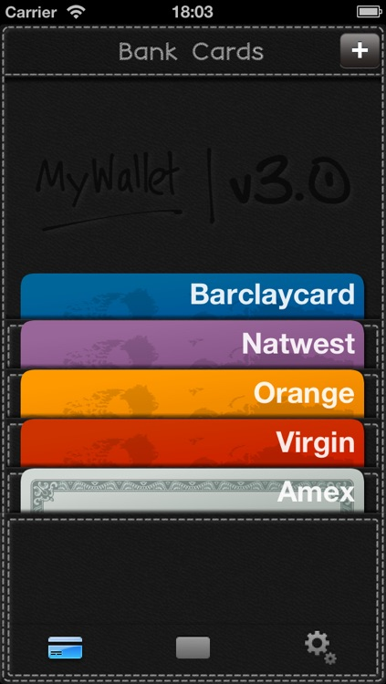 MyWallet screenshot-1