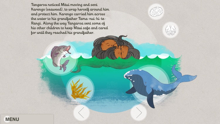 Māui And His First Journey