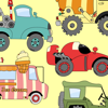 MotionTale Co.,Ltd. - Cars And Trucks artwork