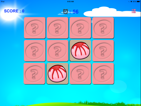 Sweet Candy Match - Lollipops Candies Card Game for Kids, Boys & Girls-ipad-0