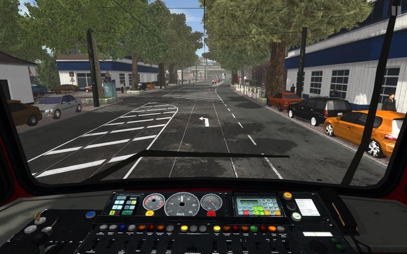 Tram Simulator Duesseldorf screenshot 2