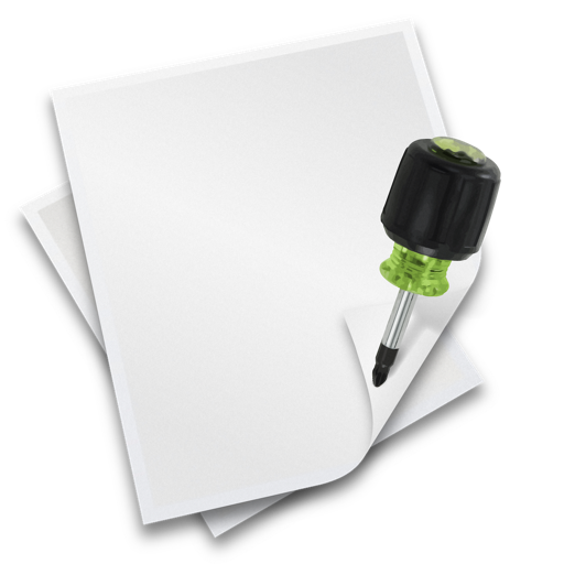 File Info Editor
