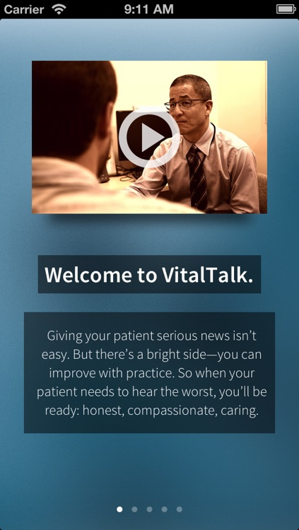 Vital Talk screenshot-0