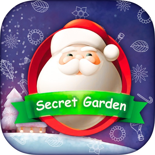 魔法秘密花园