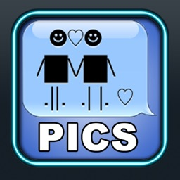 Message Pics Pro - Fun messaging pictures, emotes and text effects