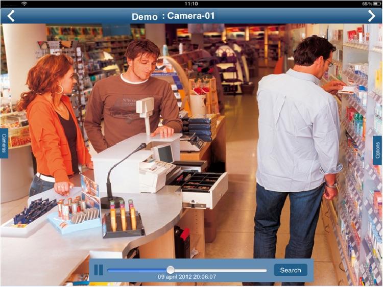 Bosch DVR Client screenshot-4