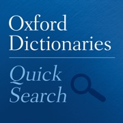 Oxford Dictionaries Quick Search