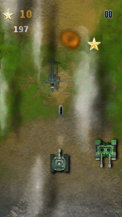 Army of War Tanks - Free Action Battle Game screenshot-3