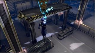Screenshot from Spiral Episode 1