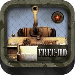 Tank War 3D free