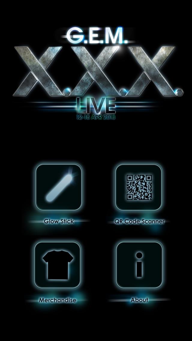 X.X.X. Live Screenshot