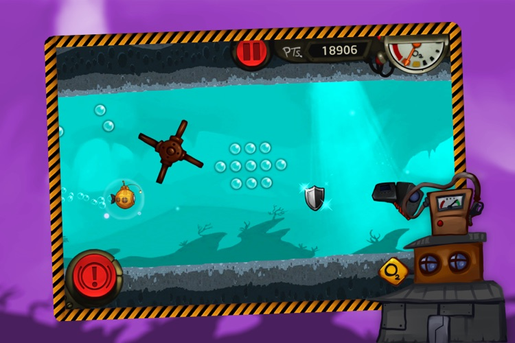 Nautilus - Nemo's Submarine Adventure screenshot-2
